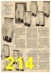 1961 Sears Spring Summer Catalog, Page 214