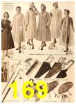 1956 Sears Fall Winter Catalog, Page 169