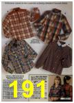 1980 Sears Fall Winter Catalog, Page 191