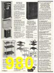 1982 Sears Fall Winter Catalog, Page 980