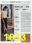 1989 Sears Home Annual Catalog, Page 1033
