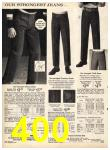 1969 Sears Fall Winter Catalog, Page 400