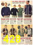 1940 Sears Fall Winter Catalog, Page 428