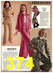 1975 Sears Fall Winter Catalog, Page 374