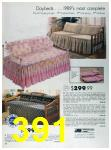 1989 Sears Home Annual Catalog, Page 391