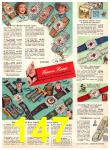 1954 Sears Christmas Book, Page 147