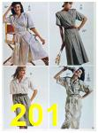 1988 Sears Spring Summer Catalog, Page 201