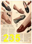 1956 Sears Fall Winter Catalog, Page 235