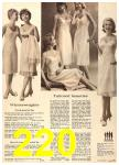 1960 Sears Fall Winter Catalog, Page 220