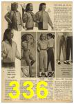 1959 Sears Spring Summer Catalog, Page 336