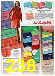 1967 Sears Spring Summer Catalog, Page 238