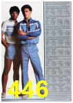 1985 Sears Spring Summer Catalog, Page 446