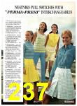 1969 Sears Spring Summer Catalog, Page 237