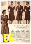 1942 Sears Spring Summer Catalog, Page 56