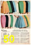 1962 Montgomery Ward Spring Summer Catalog, Page 50