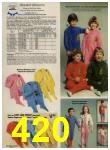 1979 Sears Fall Winter Catalog, Page 420