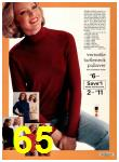 1974 Sears Fall Winter Catalog, Page 65