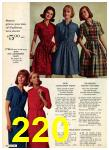 1965 Sears Fall Winter Catalog, Page 220
