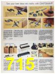 1989 Sears Home Annual Catalog, Page 715