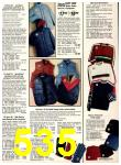 1978 Sears Fall Winter Catalog, Page 535