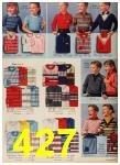 1958 Sears Fall Winter Catalog, Page 427