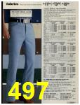 1979 Sears Spring Summer Catalog, Page 497