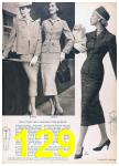 1957 Sears Spring Summer Catalog, Page 129