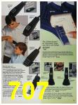 1988 Sears Spring Summer Catalog, Page 707