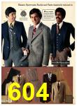 1977 Sears Fall Winter Catalog, Page 604