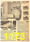 1940 Sears Fall Winter Catalog, Page 1173