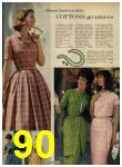 1962 Sears Spring Summer Catalog, Page 90