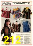 1973 Sears Fall Winter Catalog, Page 212