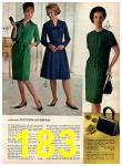 1966 Montgomery Ward Fall Winter Catalog, Page 183