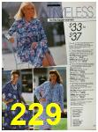 1988 Sears Spring Summer Catalog, Page 229