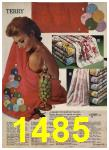 1965 Sears Spring Summer Catalog, Page 1485