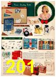 1961 Montgomery Ward Christmas Book, Page 201