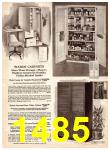 1966 Montgomery Ward Fall Winter Catalog, Page 1485