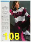 1988 Sears Fall Winter Catalog, Page 108