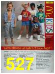 1988 Sears Spring Summer Catalog, Page 527
