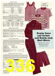 1975 Sears Spring Summer Catalog, Page 336
