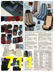 1982 Sears Fall Winter Catalog, Page 711