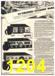 1976 Sears Fall Winter Catalog, Page 1204