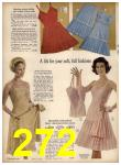 1962 Sears Spring Summer Catalog, Page 272