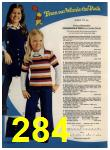 1972 Sears Fall Winter Catalog, Page 284