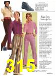 1971 Sears Fall Winter Catalog, Page 315