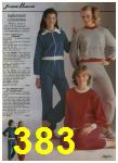 1980 Sears Fall Winter Catalog, Page 383