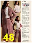 1982 Sears Fall Winter Catalog, Page 48