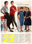 1958 Sears Fall Winter Catalog, Page 22