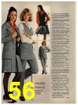 1972 Sears Fall Winter Catalog, Page 56