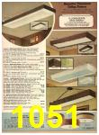 1977 Sears Fall Winter Catalog, Page 1051
